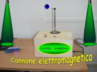 Cannone elettromagnetico