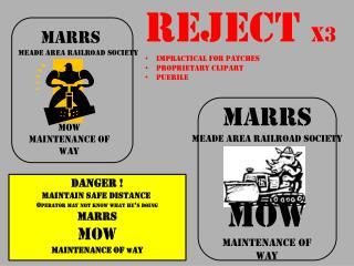 MARRS Meade Area Railroad Society