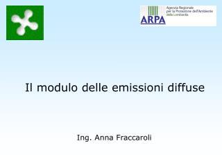 Ing. Anna Fraccaroli
