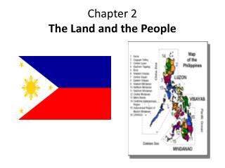 Chapter 2 The Land and the People