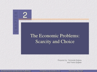 Chapter 8: Economic Principles   Choosing Input and Output Combinations