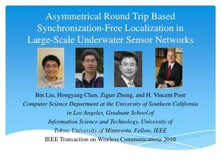 Bin Liu, Hongyang Chen, Ziguo Zhong, and H. Vincent Poor