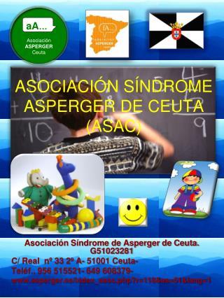ASOCIACIÓN SÍNDROME  ASPERGER DE CEUTA (ASAC)