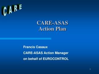 CARE-ASAS Action Plan