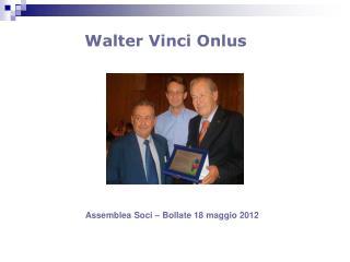 Walter Vinci Onlus
