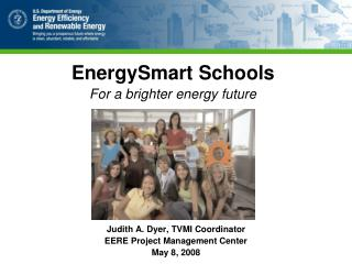 EnergySmart Schools For a brighter energy future