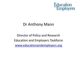 Dr Anthony Mann