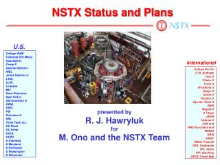 NSTX Status and Plans
