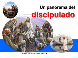 Lección  1 – 05 de Enero de 2008