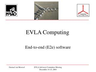 EVLA Computing