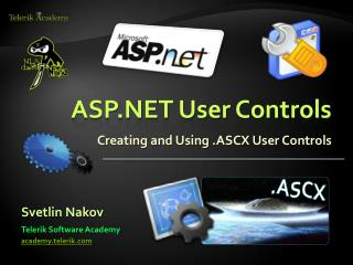 ASP.NET User Controls
