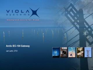 Arctic IEC-104 Gateway