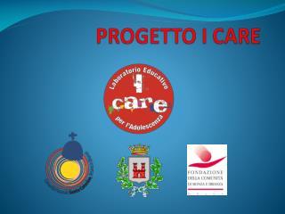 PROGETTO I CARE
