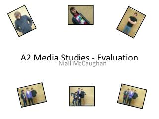 A2 Media Studies - Evaluation