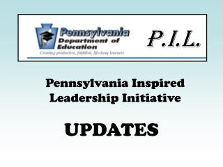 Pennsylvania Inspired Leadership Initiative