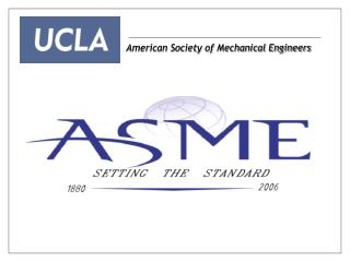 American Society of Mechanical Engineers