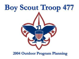 Boy Scout Troop 477