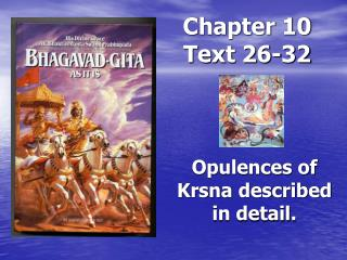 Chapter 10 Text 26-32