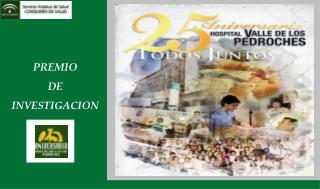PREMIO  DE  INVESTIGACION