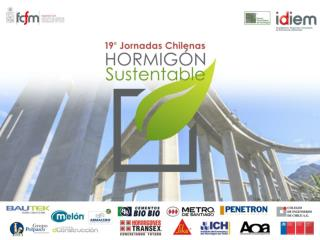 Rice Husk Ash : a promising alternative for sustainable, durable and high strength concrete