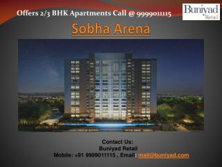 Sobha Developers Arena Kanakpura Road Bangalore