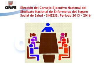 Actores del proceso electoral