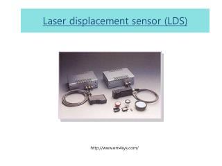 Laser displacement sensor (LDS)