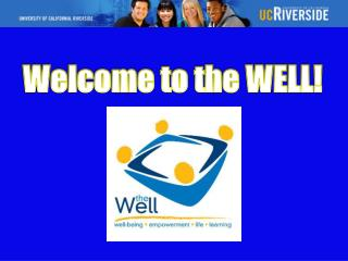Welcome to the WELL!