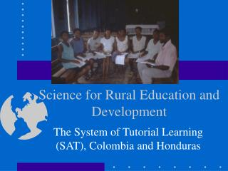Science for Rural Education and Development