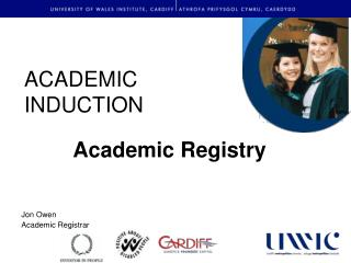 ACADEMIC INDUCTION