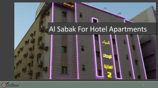 Al Sabak For Hotel Apartments - Jeddah Hotels