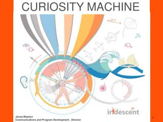 CURIOSITY MACHINE