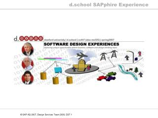 d.school SAPphire Experience