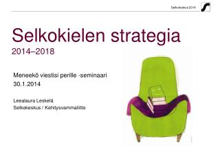 Selkokielen strategia 2014–2018
