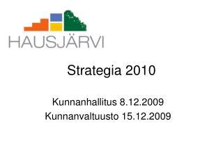Strategia 2010