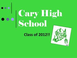 Cary High School