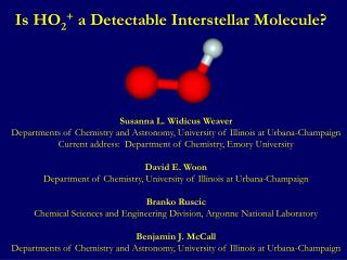 Is HO 2 +  a Detectable Interstellar Molecule?