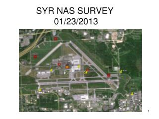 SYR NAS SURVEY  01/23/2013