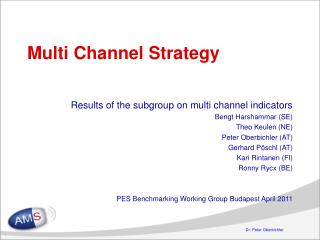 Multi Channel Strategy