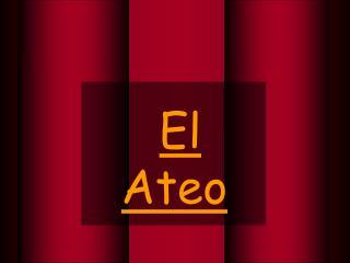 El Ateo