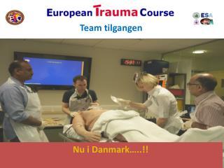 Nu i  Danmark …..!!