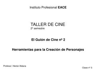 Instituto Profesional  EACE
