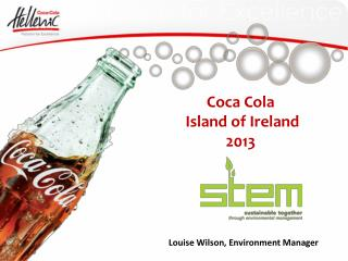 Coca Cola  Island of Ireland 2013
