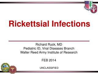 Rickettsial Infections