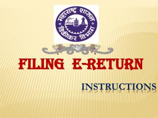 Filing  E-Return