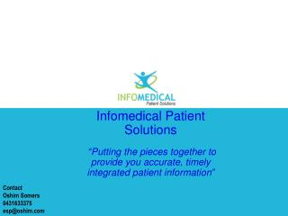 Infomedical Patient Solutions
