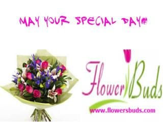 Send Birthday Flowers to Hyderabad
