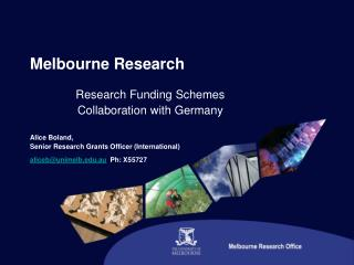 Melbourne Research