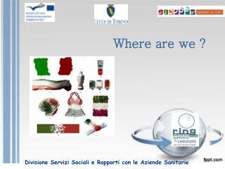 Divisione Servizi Sociali e Rapporti con le Aziende Sanitarie