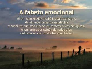 """""""Cada pensamiento genera una emoción y cada emoción moviliza un circuito hormonal"""